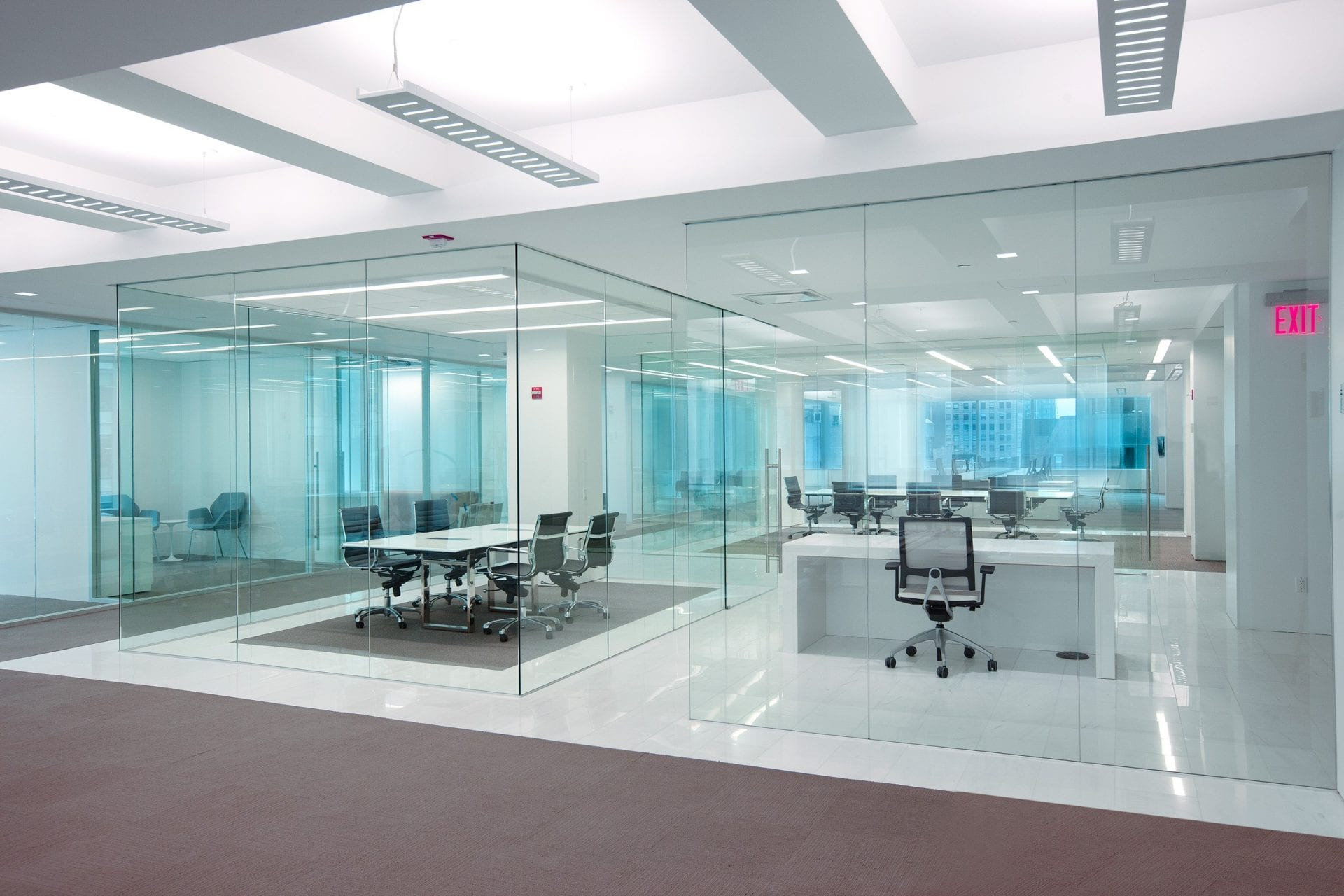 Glass Wall Systems are the Best for Your Space | Anchor