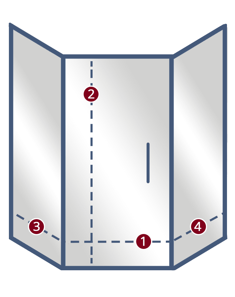 9 Neo Angle Full semi frameless