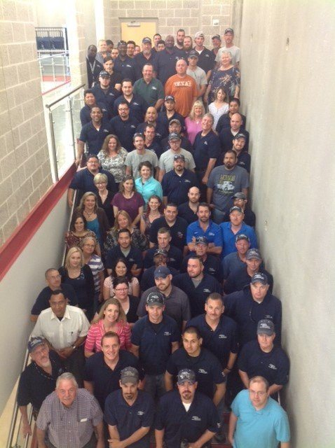 Our team of dedicated Employees | Anchor-Ventana Glass Company
