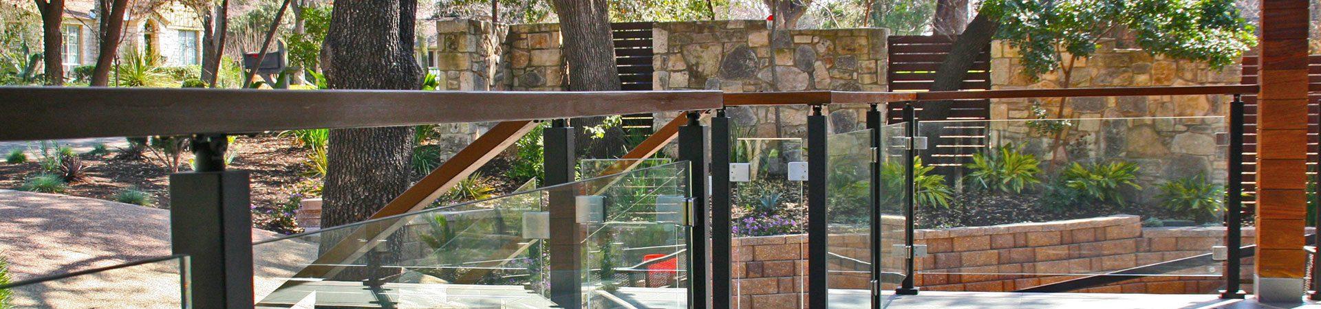 Glass Handrails | Maximum Safety with Minimum Materials | Anchor-Ventana Glass Company