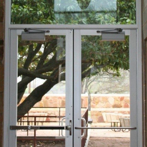 Commercial Glass Doors and Storefront | Entrances Gallery | Commercial Products | Anchor-Ventana Glass