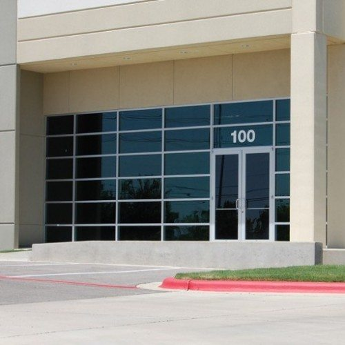 Storefront and Commercial Doors | Entrances Gallery | Commercial Products | Anchor-Ventana Glass