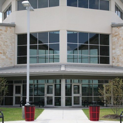Curtain Wall & Entrance Doors | Entrances Gallery | Commercial Products | Anchor-Ventana Glass