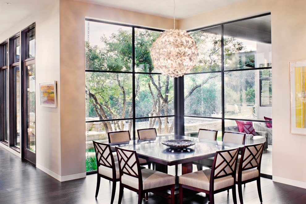 Glass Wall Systems | Residential Glass | Anchor-Ventana Glass