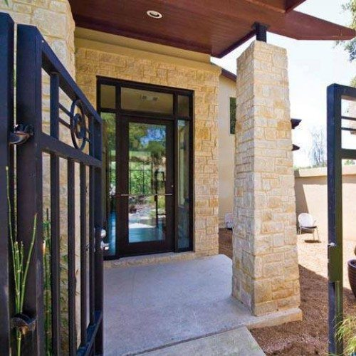 Custom Glass Door | Glass Wall Systems Gallery | Residential Products | Anchor-Ventana Glass