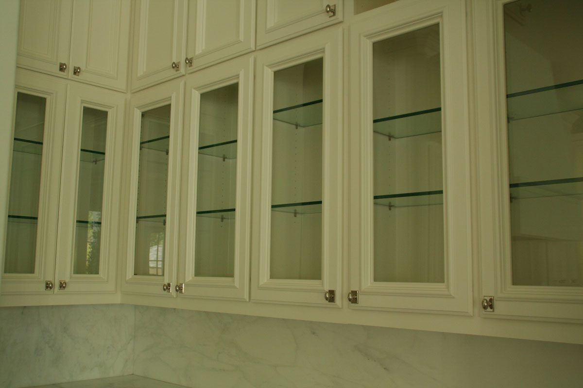 Glass Shelves | Residential Gallery | Anchor-Ventana Glass