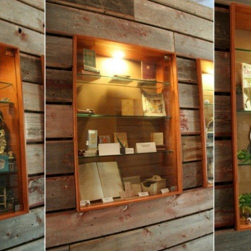 Glass Shelves in Display Cases | Cabinet Glass & Shelves Gallery | Residential Products | Anchor-Ventana Glass