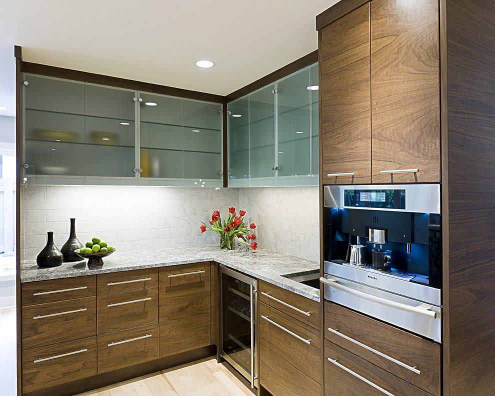 Cabinet Glass & Shelves | Residential Gallery | Anchor ...