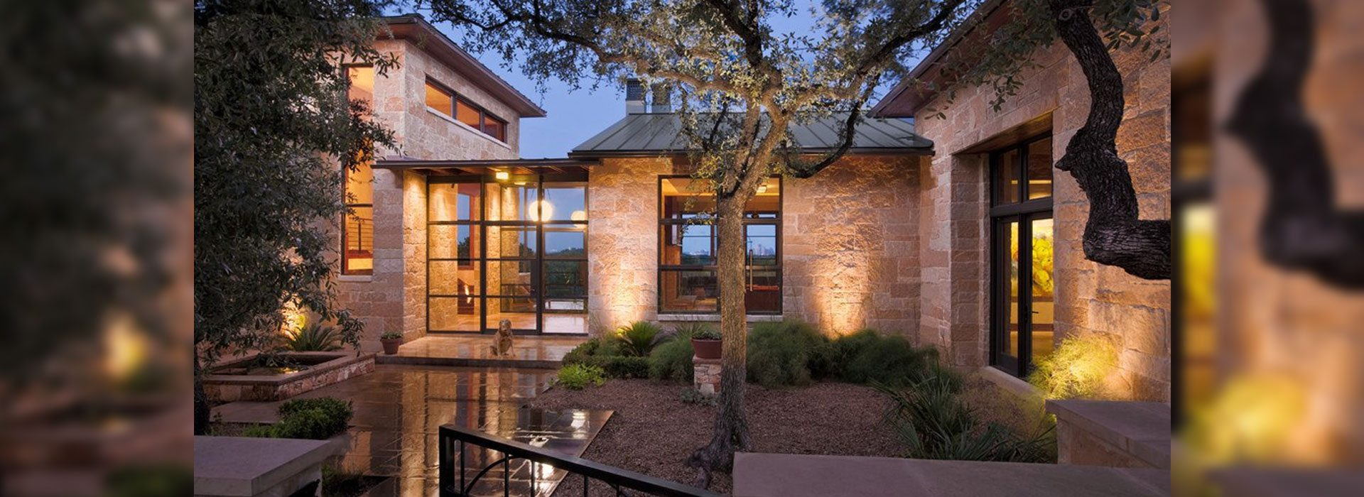 Glass Wall Systems | Residential Glass Products | Anchor-Ventana Glass Company | Austin, TX Glass