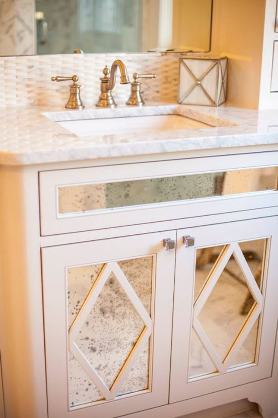 Mirrors Get Creative Anchor Ventana, How To Antique Mirror From Front