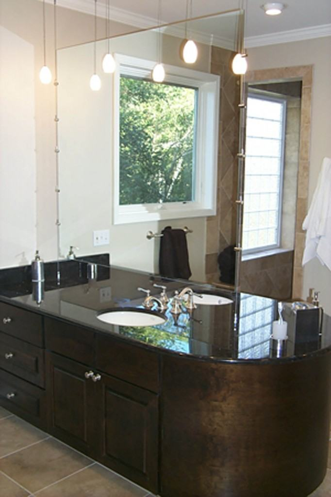 Frameless Mirrors   Mirrors   Residential Gallery   Anchor ...