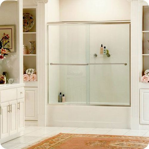 Frameless 1050 Sliding Shower Door | Shower Enclosures | Products | Residential | Anchor-Ventana Glass