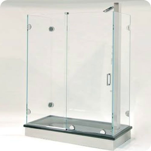 Essence Sliding Enclosure | Shower Enclosures | Products | Residential | Anchor-Ventana Glass
