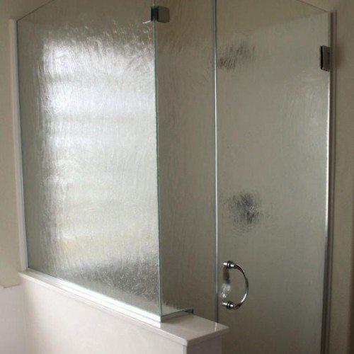 Frameless Shower - Bathroom - Modern | Shower Gallery | Anchor-Ventana Glass
