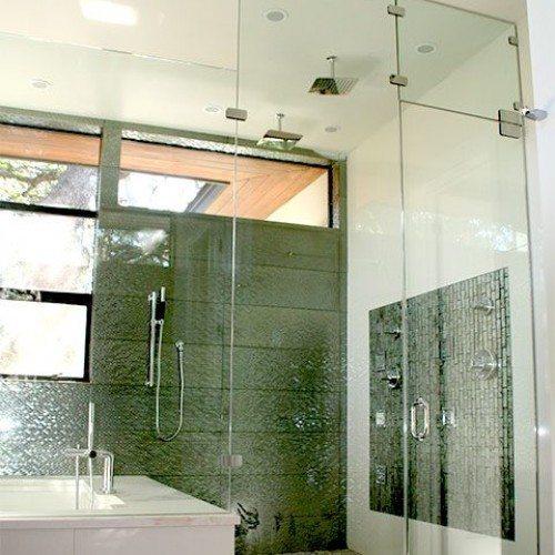 Residential | Frameless Shower | Shower Gallery | Anchor-Ventana Glass