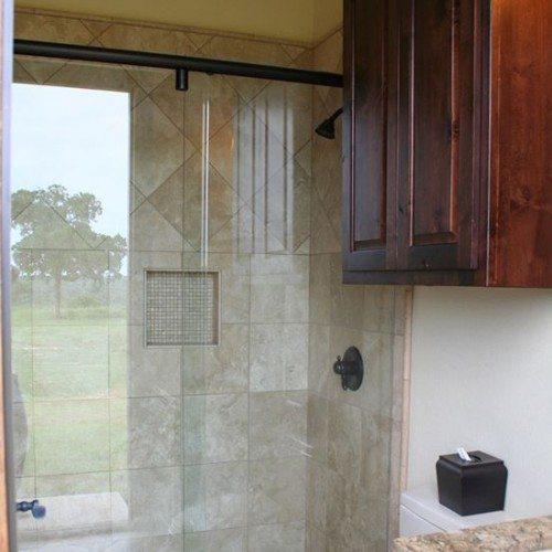 Bathroom Sliding Shower Enclosure | Shower Gallery | Anchor-Ventana Glass