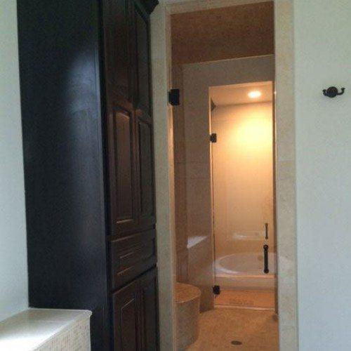Frameless Shower | Shower Gallery | Anchor-Ventana Glass