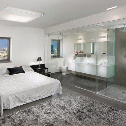 Frameless Glass Bathroom and Shower Enclosure | Shower Gallery | Anchor-Ventana Glass