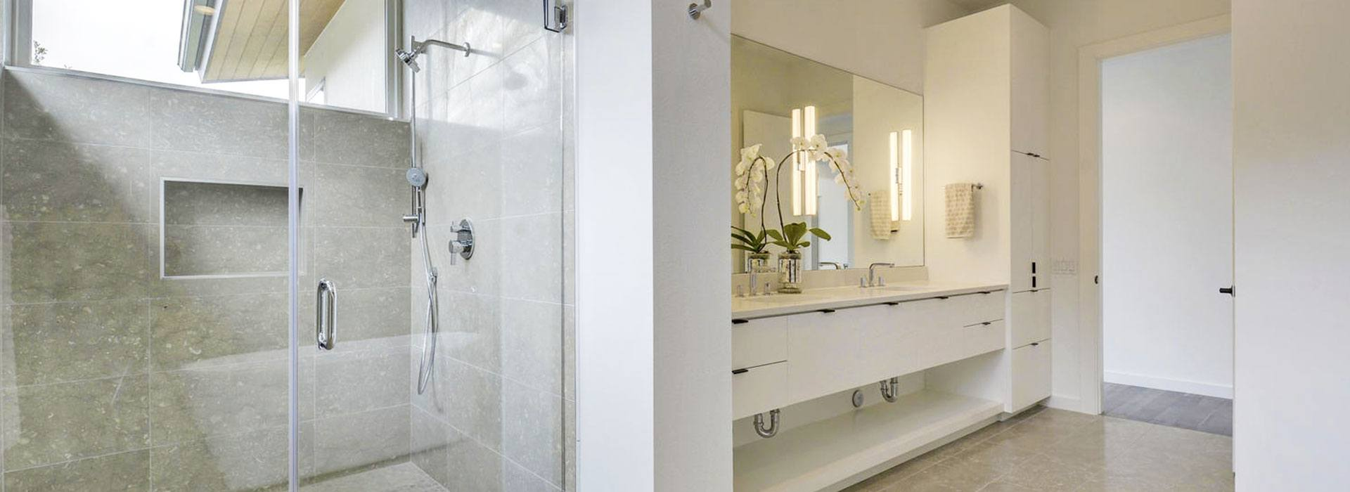 Shower Enclosures | Anchor-Ventana Glass Company | Austin Glass