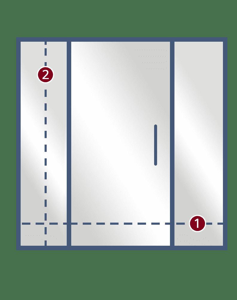 3 Inline Door 2Panels 1