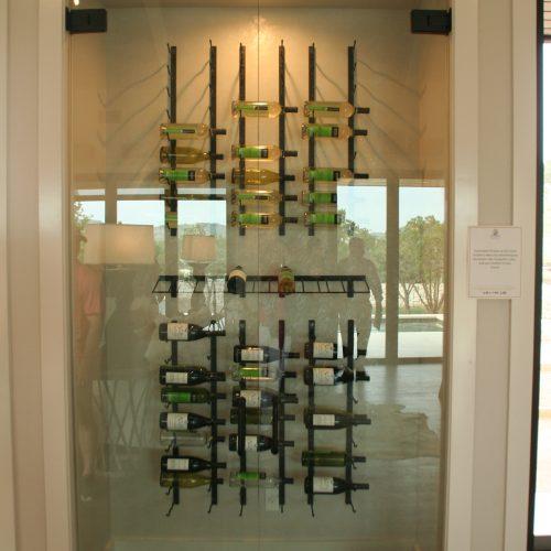 wine storage glass